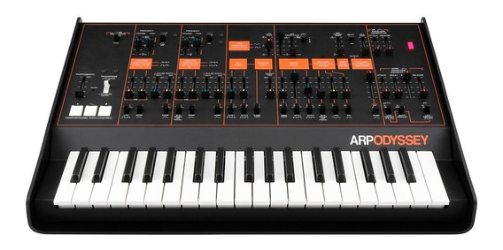 Sintetizador Korg Arp Odyssey Teclado Analógico Em Estoque