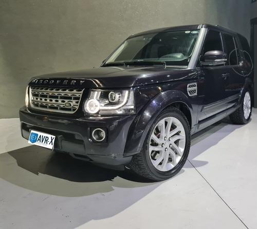 Imagem 1 de 10 de Land Rover Discovery 4 Hse 3.0 Diesel Ano 2015