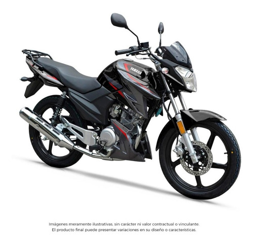 Yamaha Ybr-z 0 Km Consulte La Mejor Financiacion !!!