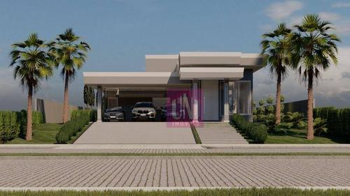 Imagem 1 de 22 de Casa Com 3 Dormitórios À Venda, 323 M² Por R$ 1.800.000 - Parque Village Castelo - Itu/sp - Ca0283