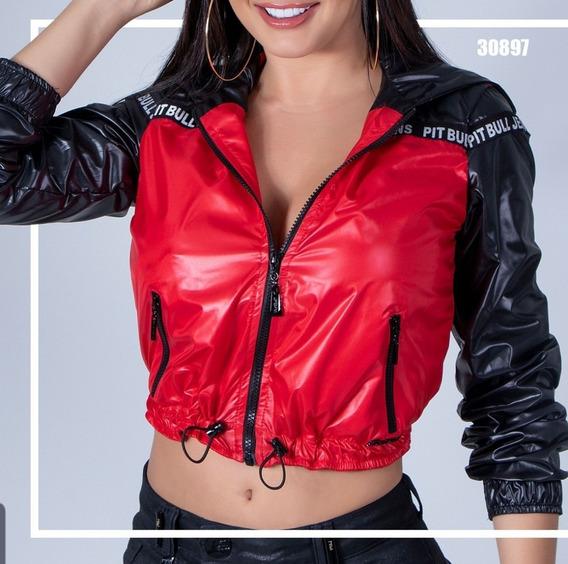 Jaqueta Pitbull Jeans Ref 30897
