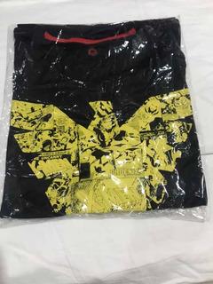 Camisa Fênix Negra Omelete Box 06/19 Tam. M