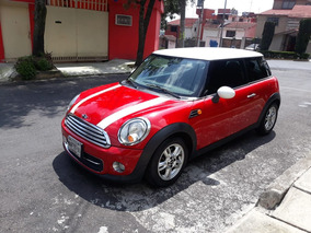 Mini Cooper 1.6 Salt 6vel Aa Tela Mt 2011