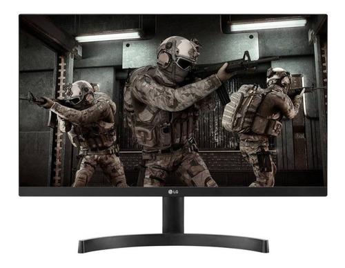 Imagem 1 de 4 de Monitor Gamer LG 23,8 Led Full Hd Hdmi D-sub Ajuste Inclinac
