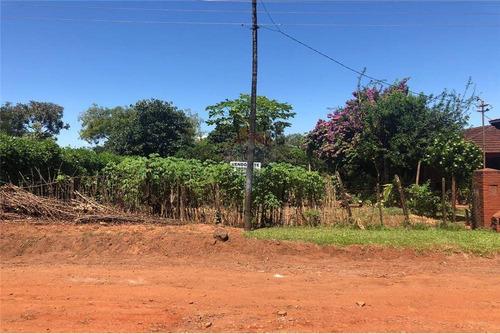 Vendo Terreno En El Barrio San Antonio Ypekuru: 360 M2