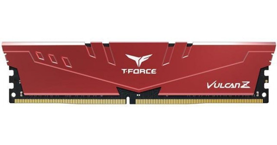 Memoria Ram Ddr4 T-force 8gb 3000mhz Red
