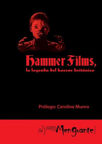 Imagen 1 de 2 de Hammer Films, La Leyenda Del Horror Británico. Nuevo!