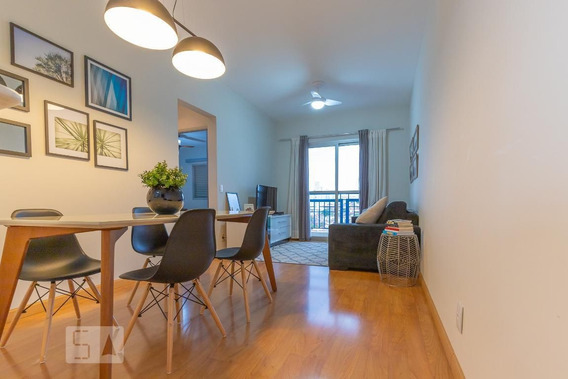 Apartamento No 10º Andar Mobiliado Com 2 Dormitórios E 1 Garagem - Id: 892987596 - 287596