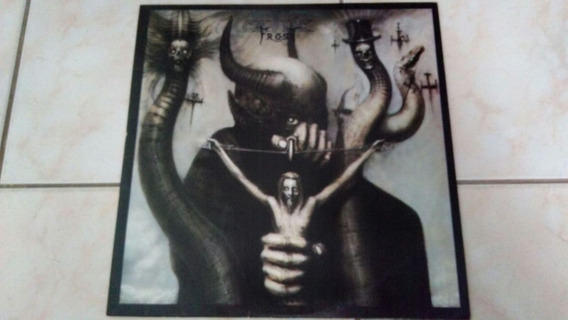 Lp - Celtic Frost - To Mega Therion