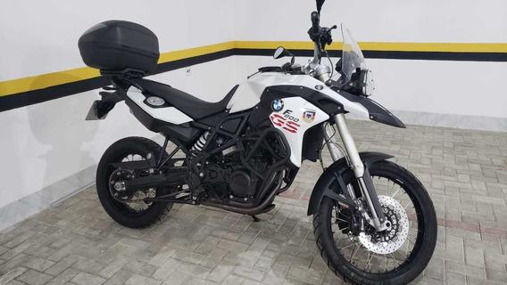 Bmw F800 Gs 2014 - Moto Top Para Rodar