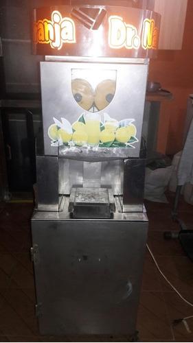 Imagen 1 de 7 de Máquina Industrial De Exprimir Jugo De Naranja