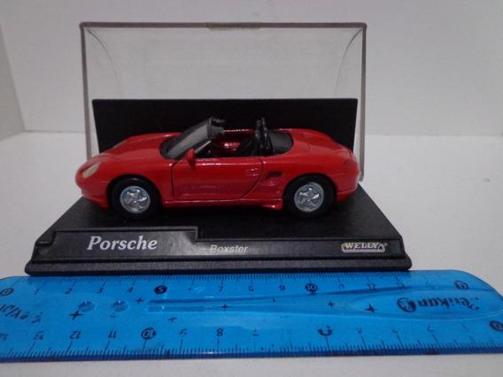 Porsche Boxter 1/36 Welly