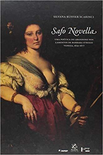 Livro Safo Novella Uma Poética Do Abandono Nos Lamentos De