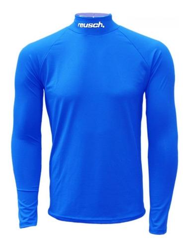 Camisa Térmica Reusch Underjersey Gola Alta Adulto