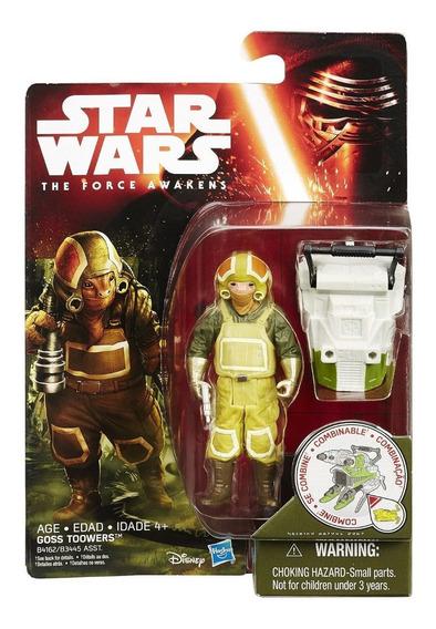 Goss Toowers Star Wars 3.75 Hasbro Lcolecionaveis
