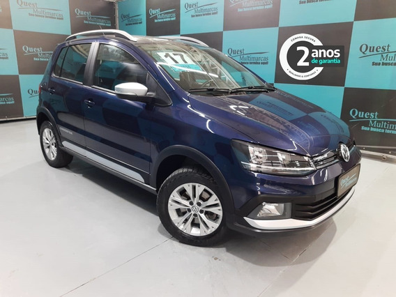 Volkswagen Crossfox 1.6 Msi Flex 16v 4p Manual