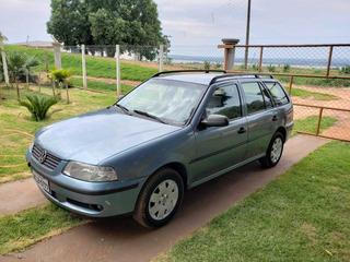 Volkswagen Parati 1.6 4p 2000