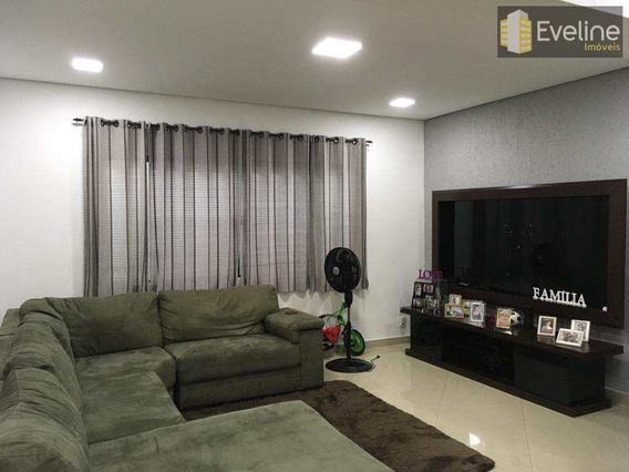 Mogi Moderno - Casa A Venda - 2 Dm (1 Suíte) - Mogi Das Cruzes - V796