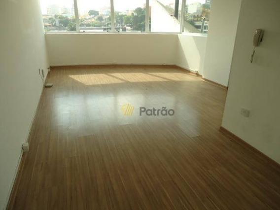 Sala Para Alugar, 29 M² Por R$ 861,59/mês - Centro - São Bernardo Do Campo/sp - Sa0113