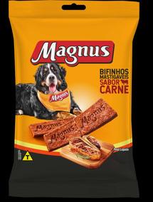 Magnus Bifinho Carne 500g