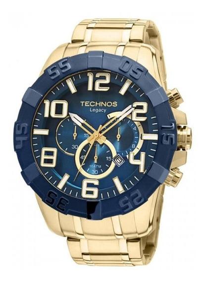 Relógio Masculino Classic Legacy Technos Os20iq/4a