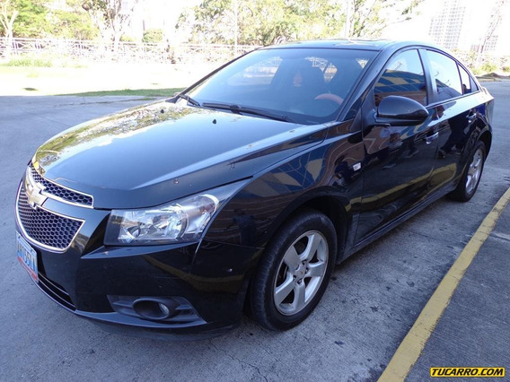 Chevrolet Cruze Full Equipo Automático