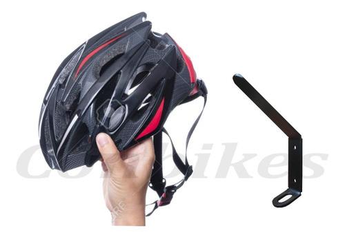Soporte Perchero Campera Casco Bicicleta Pared :) Conbikes