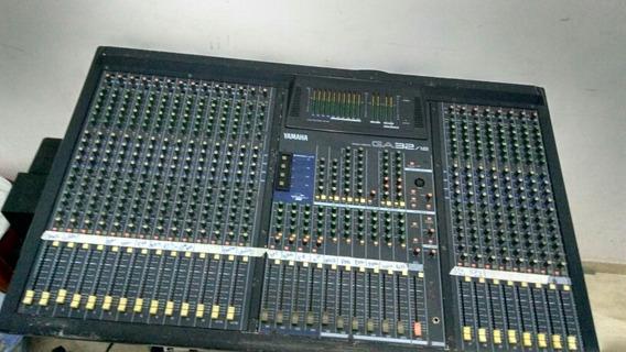 Mesa De Som Yamaha Ga32/12 Cortada Pra 24/12