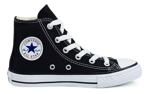 Tênis Converse All Star Hi Infantil Original Várias Cores