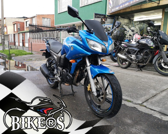 Yamaha Fazer 150 2011, Recibimos Tu Moto, ¡¡@bikers!!