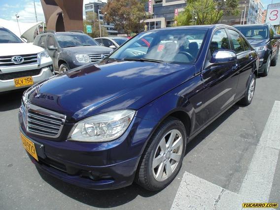 Mercedes Benz Clase C C 200 Kompresrelegance