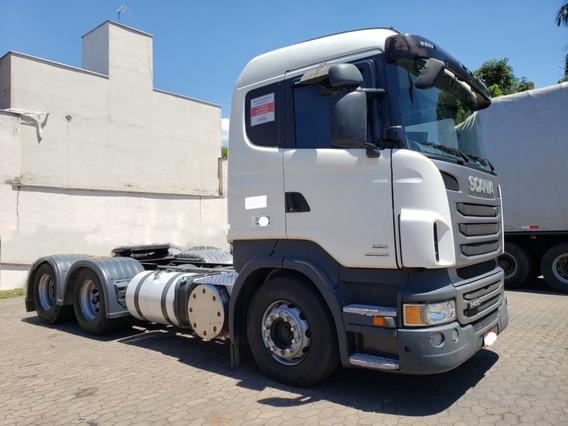 Scania R480 Ano 2013 Retarder 6x4 C/ 310 Mil Km =volvo, 540