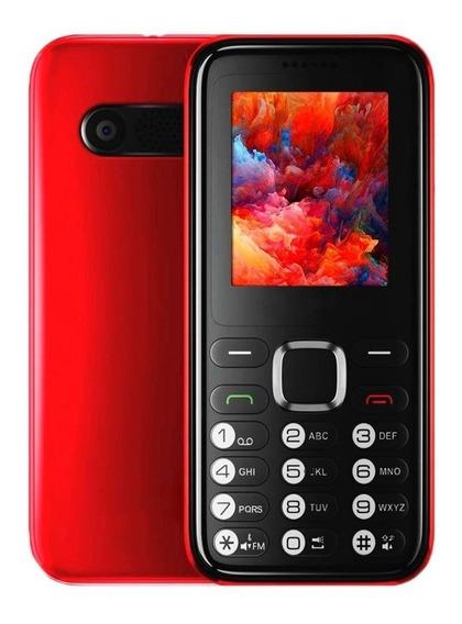 Celular Kanji Kj-fona 32mb Teclado Mp3 Bluetooth Camara Dual