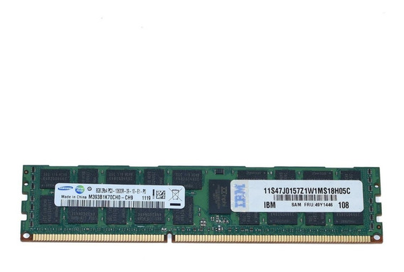 Memoria 8gb Ddr3 Server Ibm X3200 M3 X3250 M3 Xeon 30% Off