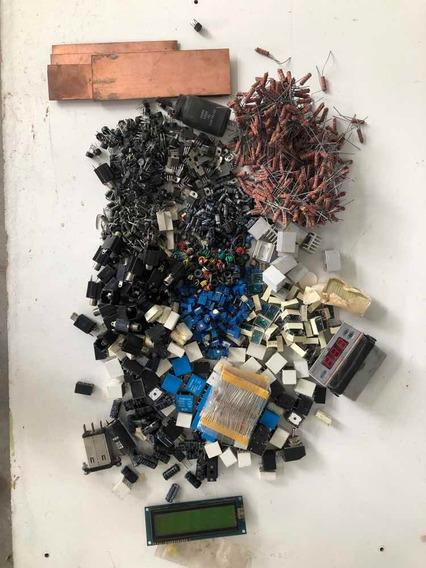 Kit De Componentes Eletrônicos Novos/usados