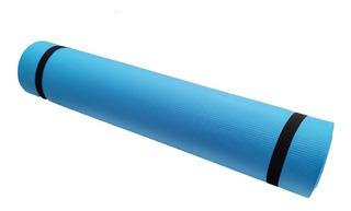 Colchoneta Matt Yoga Pilates Fitness Enrollable Gym 6mm Full