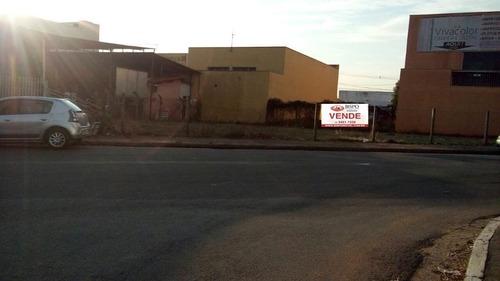 Terreno À Venda, 445 M² Por R$ 460.000,00 - Jardim Dona Regina - Santa Bárbara D'oeste/sp - Te0178