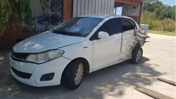 Oportunidad Chery Fullwin Sedan Chocado Entero O Por Partes