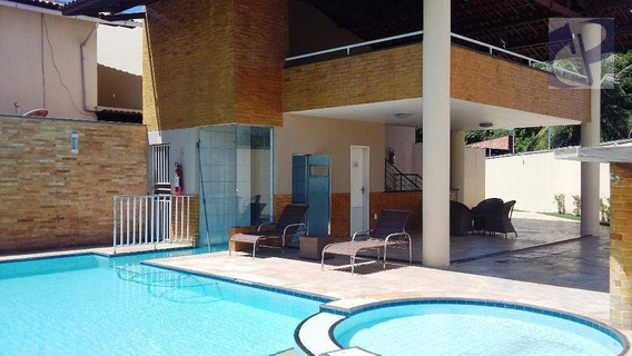 Casa Residencial À Venda, Cambeba, Fortaleza. - Ca2250