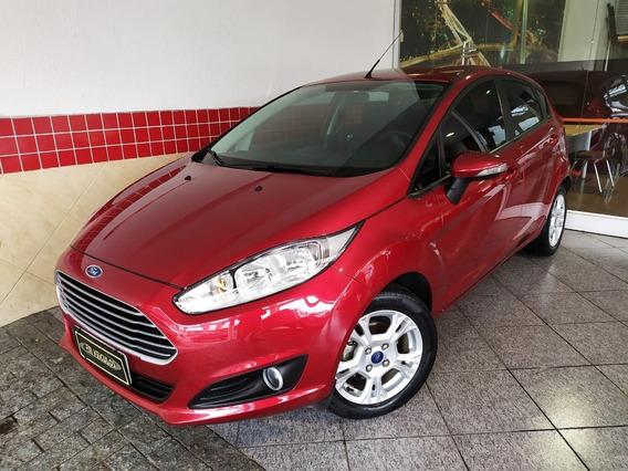 Ford Fiesta 1.6 Se Hatch 16v Flex 4p Automático