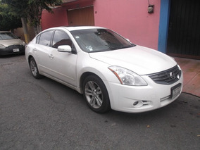 Nissan Altima 3.5 Sr At V6 Piel Qc Cd Cvt 2012