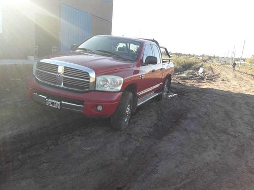 Dodge Ram 2008 5.9 2500 Laramie Quadcab 4x4