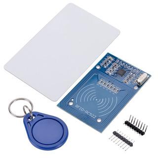 10 X Módulo Leitor Rfid Rc522 + Cartão + Chaveiro Arduino