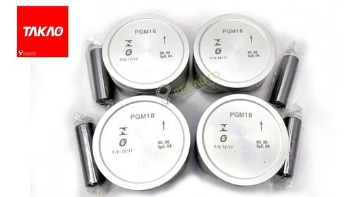 Imagem 1 de 2 de Pistão 0,50mm Gm Flex Montana, Meriva Corsa 1.8 8v