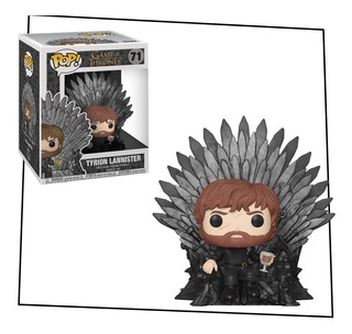 Funko Pop! - Game Of Thrones - Tyrion Lannister #71