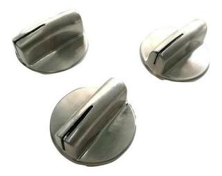 Perilla Cromada 5 Pz Para Estufa Mabe Refacciones Estufa
