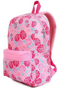 Mochila Capricho Liberty Pink 11337 + Selfie Light