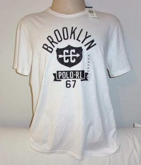 Ralph Lauren Camiseta Masculina Xl Importada Nova Original
