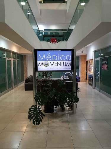 Consultorio Medico Renta Torre Momentum Milenio Iii Centrico Ubicado