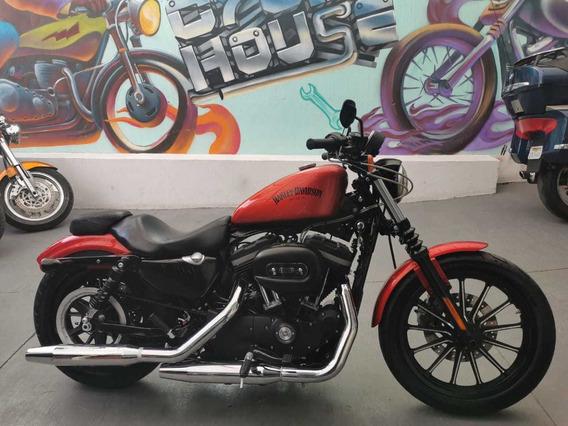 Harley-davidson Iron 883 2012 Titulo Limpio Checala!!